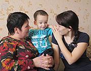 Шанс для детей </br>с мраморной </br>болезнью
