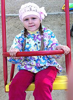 Соня Асташова, 5 лет, смешанный тетрапарез (частичный паралич конечностей), требуется лечение. 199740 руб.