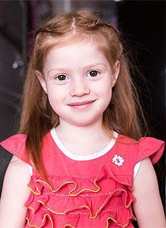 Ульяна Вьюн, 4 года, врожденный порок сердца, спасет эндоваскулярная операция, требуется окклюдер. 449780 руб.