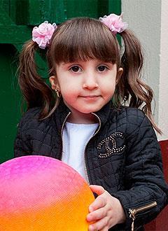 Лера Еременко, 5 лет, стеноз трахеи, спасет операция, требуются оксигенаторы и расходные материалы. 374406 руб.