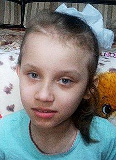 Вероника Адерихина, 9 лет, детский церебральный паралич, требуется лечение. 199620 руб.