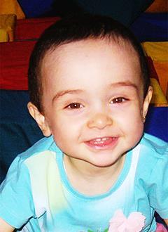 Эдие Османова, полтора года, сахарный диабет 1 типа, требуется инсулиновая помпа и расходные материалы к ней. 155165 руб.