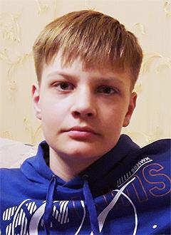 Дима Худяков, 13 лет, врожденный порок сердца, спасет эндоваскулярная операция. 390121 руб.