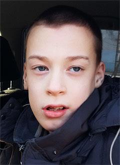 Даня Новиков, 14 лет, детский церебральный паралич, симптоматическая эпилепсия, требуется лечение. 199430 руб.