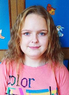 Полина Катина, 16 лет, системная красная волчанка, требуется лекарство. 78532 руб.