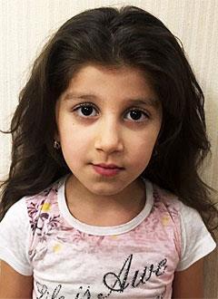 Айлин Гусейнова, 7 лет, врожденный порок сердца, требуется эндоваскулярная операция. 232751 руб.
