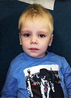 Максим Аксенов, 3 года, врожденный гиперинсулинизм, требуется лекарство. 246187 руб.