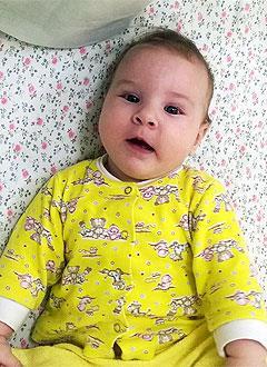 Даша Соколова, 8 месяцев, врожденный гиперинсулинизм, требуется лекарство. 167904 руб.