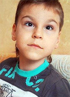 Данила Прима, 9 лет, детский церебральный паралич, требуется лечение. 199430 руб.