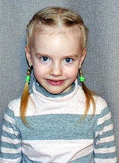 Соня Кукушкина, 6 лет, врожденный порок сердца, спасет эндоваскулярная операция, требуется окклюдер. 198072 руб.