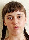 Вика Тарасова, 14 лет, нисходящая атрофия зрительного нерва, требуется операция. 122015 руб.