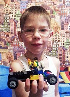 Слава Кула, 7 лет, врожденный гиперинсулинизм, требуется лекарство. 269334 руб.