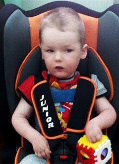 Коля Шеманаев, 4 года, сужение челюстей, дисфункция языка, требуется ортодонтическое лечение. 200000 руб.