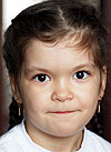 Рената Илларионова, врожденный порок сердца, спасет эндоваскулярная операция, требуется окклюдер, 158472 руб.