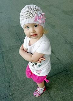 Поля Гутова, 2 года, врожденный порок сердца, спасет эндоваскулярная операция. 339063 руб.