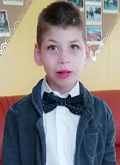 Миша Крупнов, 8 лет, симптоматическая эпилепсия, требуется лечение. 199430 руб.