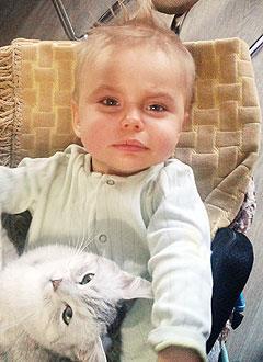Тима Гурьянов, 3 года, нижний смешанный парапарез с тазовыми нарушениями, требуется вертикализатор. 328538 руб.