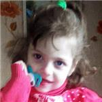 Лиза Лыкова, детский церебральный паралич, эпилепсия, требуется инвалидная коляска, 324958 руб.