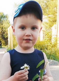 Тимоша Панченко, 3 года, врожденный порок сердца, спасет эндоваскулярная операция. 339063 руб.