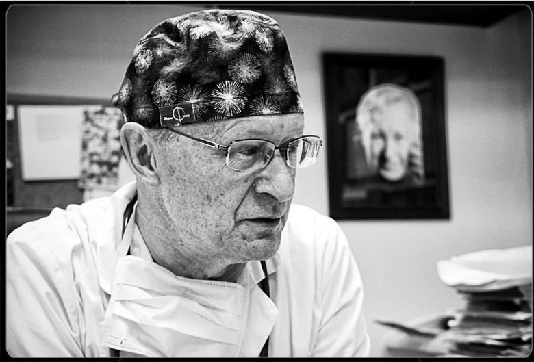 Владимир Николаевич Ильин, заведующий отделением детской кардиохирургии в Филатовской
